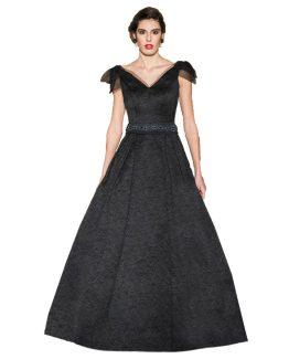 vestidos-de-clavariesa-festera-eternal-plumeti-brocado-negro
