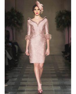 vestidos-de-madrina-diva-brocado-organza