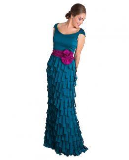 vestidos-de-madrina-lima-largo-tiras