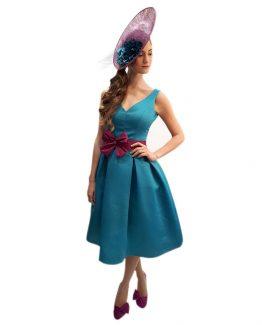 vestidos-de-fiesta-horus-otoman- escote en v