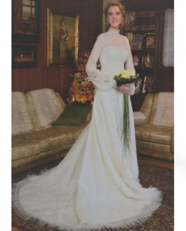 vestidos-de-novia-clásico